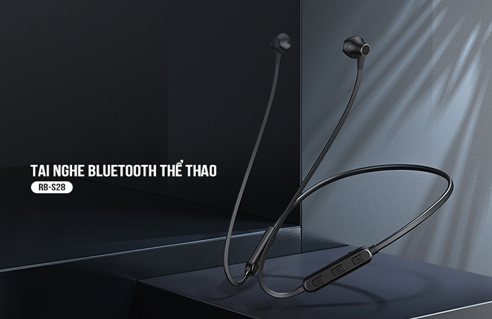 Tai nghe Bluetooth thể thao Remax RB-S28 1