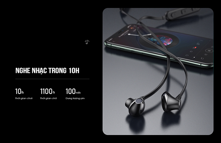 Tai nghe Bluetooth thể thao Remax RB-S28 7