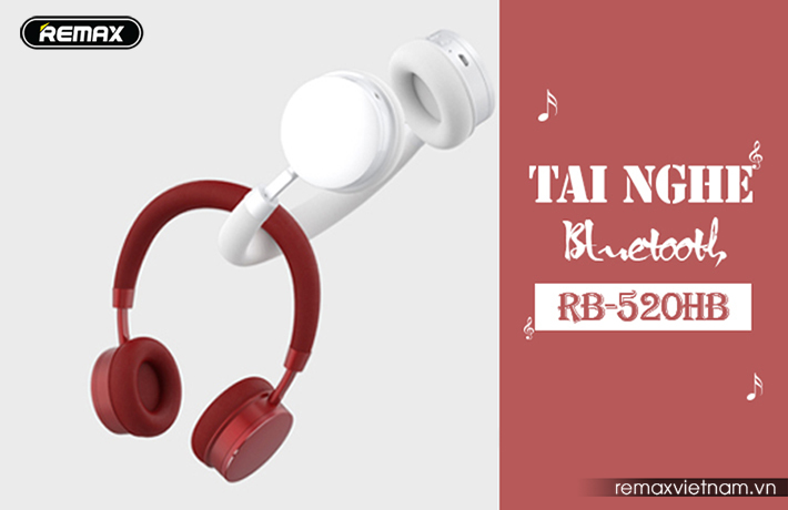 Tai nghe Bluetooth Remax RB-520HB