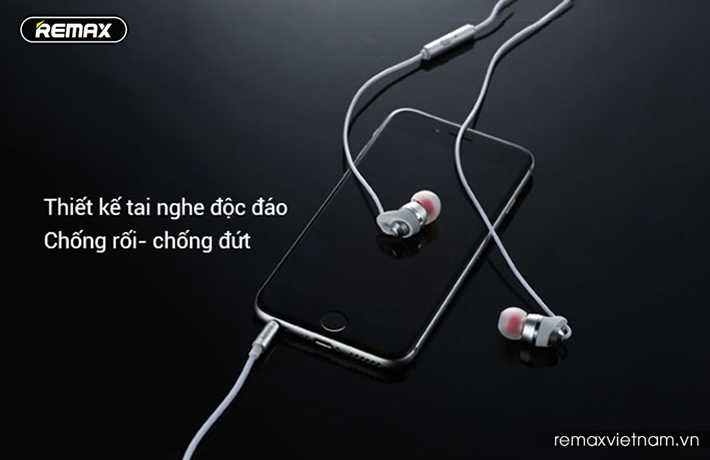 Tai nghe in-ear Remax RM-585
