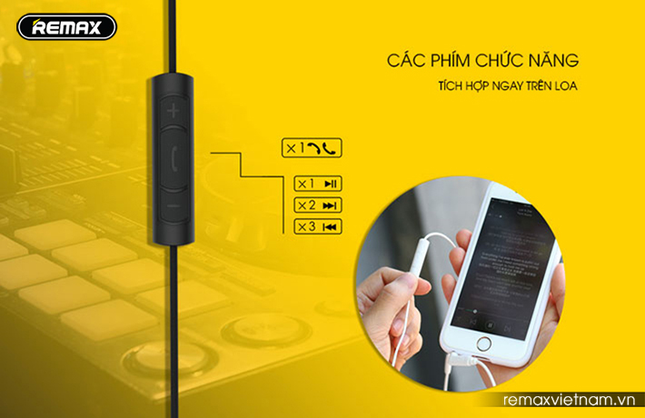Tai nghe thể thao Remax EM-S1 Pro 3