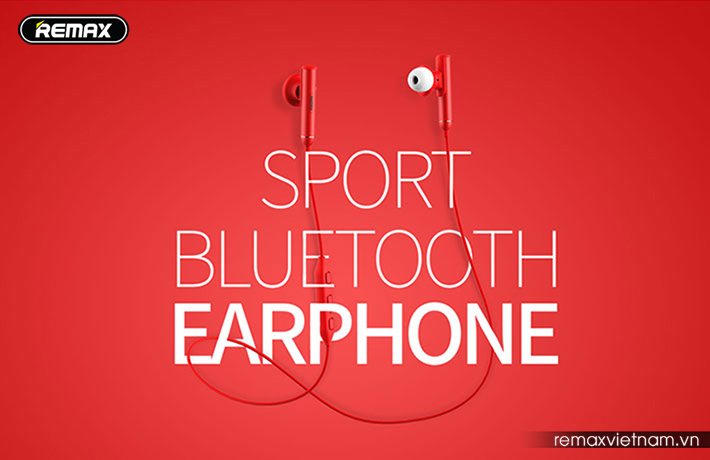 Tai nghe Bluetooth thể thao Remax RB - S9