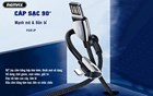 Slide Cáp sạc Lightning Remax RC-061i - 1