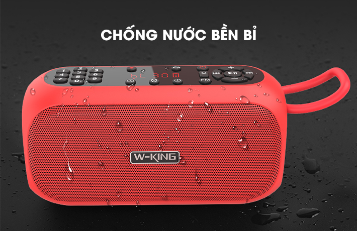 Loa Bluetooth W-King X3