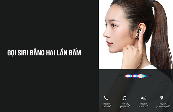 Tai nghe True Wireless Baseus W07 10