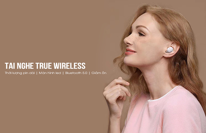 Tai nghe True Wireless Baseus WM01 Plus 1