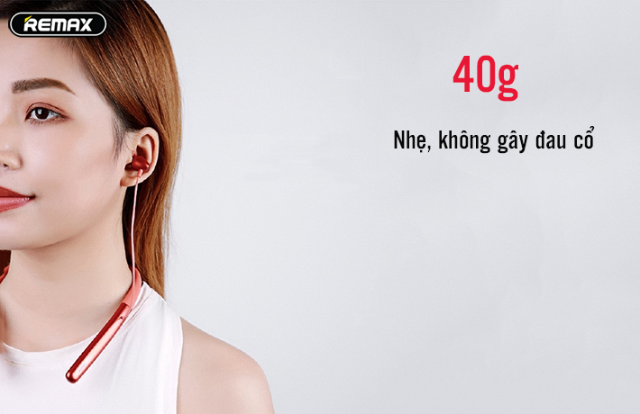 Tai nghe Bluetooth thể thao Remax RB-S16 - 2