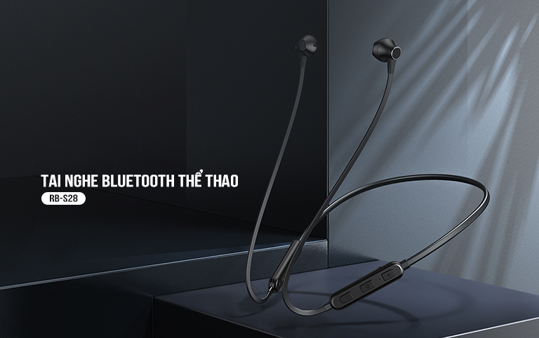 Tai nghe Bluetooth thể thao Remax RB-S28