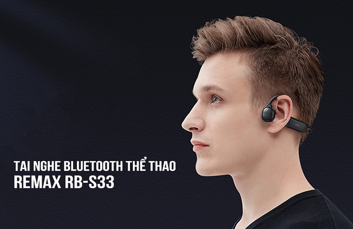 Tai nghe Bluetooth thể thao Remax RB-S33 1
