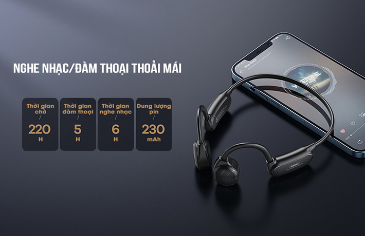 Tai nghe Bluetooth thể thao Remax RB-S33 6