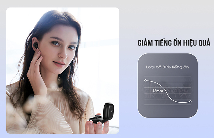 Tai nghe True Wireless Remax TWS-12 8