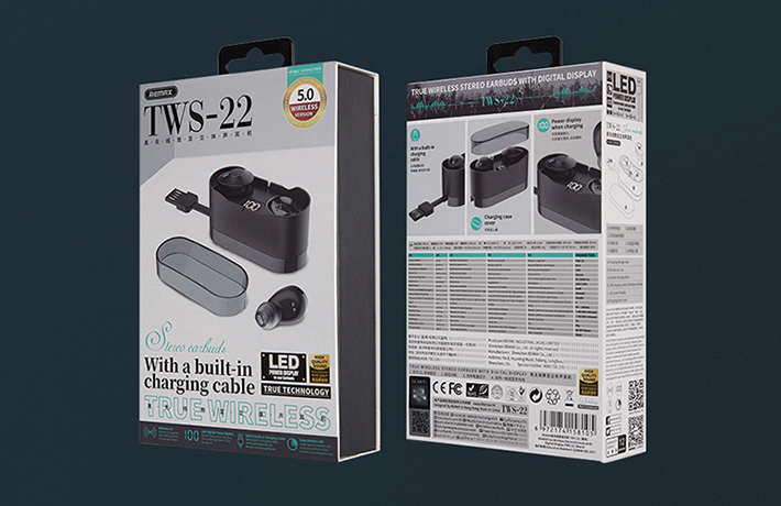 Tai nghe True Wireless Remax TWS-22 9