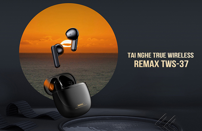 Tai nghe True Wireless Earbuds Remax TWS-37 1