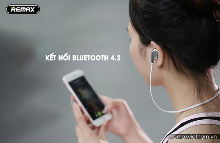 Tai nghe Bluetooth thể thao Remax RB-S18 4
