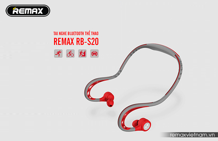 Tai nghe Bluetooth thể thao Remax RB-S20 1