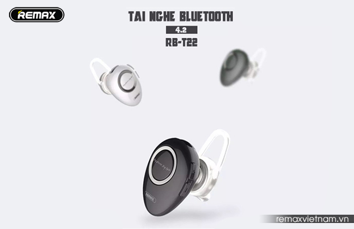 Tai nghe Bluetooth 4.2 Remax RB-T22 1