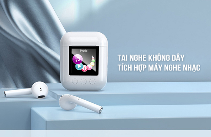 Tai nghe True Wireless Remax TWS-19