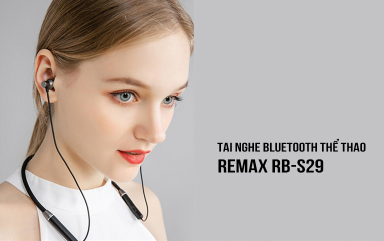 Tai nghe Bluetooth Remax RB-S29